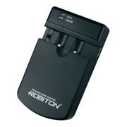 Зарядное устройство ROBITON SmartCharger/IV АА/ААА Li-ion 3.6V/7.2V, 220В+12В (10635)