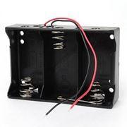 Отсек для элементов питания ROBITON Bh3xD с двумя проводами (13133)