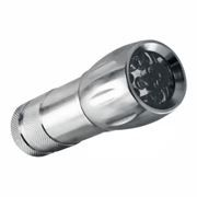 Фонарь Космос M2508-B-LED, металл, 9LED, 3 х AAA (KOC-M2508-B-LED)