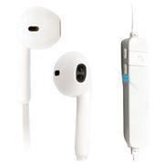 Гарнитура Bluetooth RITMIX RH-422BTH, внутриканальная, белая