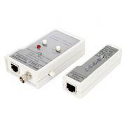 Тестер кабеля HL-004 для UTP/STP RJ45, BNC