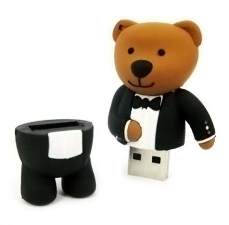 8GB ANYline DANDY BEAR, блистер