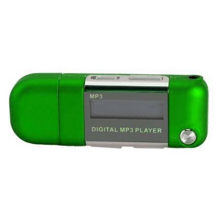 MP3 плеер 8Gb Perfeo Music Strong, зеленый (VI-M010-8GB Green)