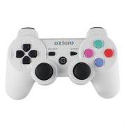 Геймпад OXION OGP04WH для PlayStation 3, белый