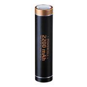 Зарядное устройство Qumo PowerAid PowerCell 2.2 2200 мА/ч, черное (21553)