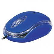 Мышь DEFENDER MS-900, синяя, USB (52902)