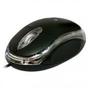 Мышь DEFENDER MS-900, черная, USB (52900)