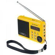 Мини аудио система Perfeo PF-SV922 Sound Ranger, желтая
