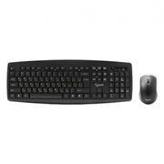 Комплект Gembird KBS-8000 Black, беспроводные клавиатура и мышь