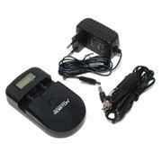 Зарядное устройство ROBITON SmartCharger Pro АА/ААА/9V, Li-ion 3.6/7.2V, ЖК-дисплей (10300)