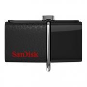 64Gb Sandisk Ultra Dual 3.0, OTG microUSB/USB 3.0 (SDDD2-064G-GAM46)