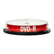 Диск DVD-R Data Standard 4,7 Gb 16x, Cake Box, 10шт (13410-DSDRM03O)