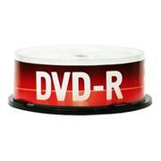 Диск DVD-R Data Standard 4,7 Gb 16x, Cake Box, 25шт (13410-DSDRM03M)