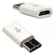 Адаптер USB 3.1 Type C(m) - USB 2.0 micro Bf, SmartBuy (M-USB)