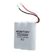 Аккумулятор для радиотелефона ROBITON DECT-T160-3XAA 3.6V 600mAh Ni-Mh (13468)