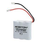 Аккумулятор для радиотелефона ROBITON DECT-T314-3X2/3AAA 3.6V 300mAh Ni-Mh (13469)