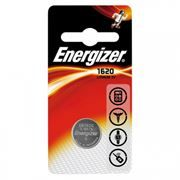 Батарейка CR1620 ENERGIZER, 1 шт, блистер