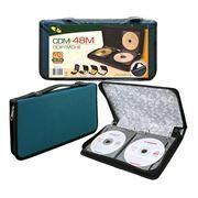 Портмоне 48 CD CDM-48М матерчатое, на молнии