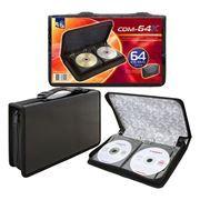 Портмоне 64 CD CDM-64K (кожзам., сменные блоки)