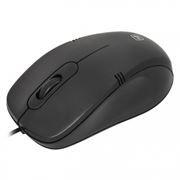 Мышь DEFENDER MM-930, черная, USB (52930)