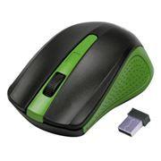 Мышь беспроводная RITMIX RMW-555 Black/Green USB