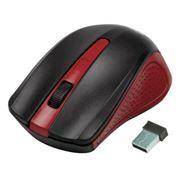 Мышь беспроводная RITMIX RMW-555 Black/Red USB