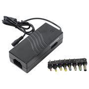Адаптер питания для ноутбука KS-is KS-258 Rooq, 100Вт 12-24В + 8 разъемов
