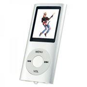 MP3 плеер Perfeo Music I-Sonic, серебристый (VI-M011 Silver)