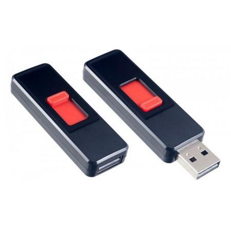 8Gb Perfeo S03 Black USB 2.0 (PF-S03B008)