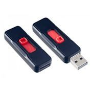 8Gb Perfeo S04 Black USB 2.0 (PF-S04B008)