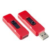 8Gb Perfeo S04 Red USB 2.0 (PF-S04R008)