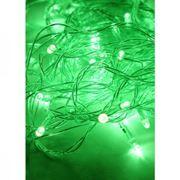 Светодиодная гирлянда КОСМОС, зеленая, 80 LED, 8 режимов, 8.8 м (KOC_GIR80LED_G)