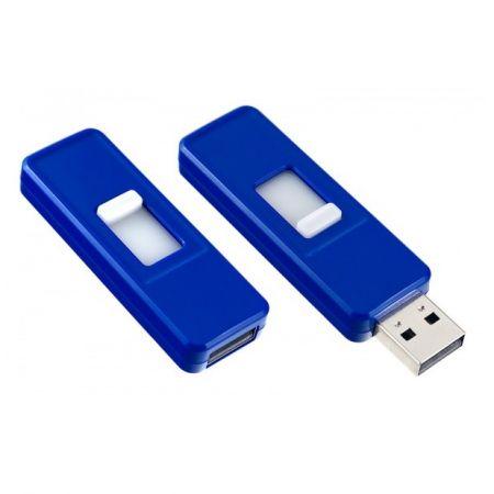 8Gb Perfeo S03 Blue USB 2.0 (PF-S03N008)