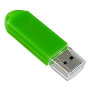 4Gb Perfeo C03 Green USB 2.0 (PF-C03G004)