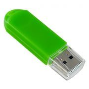 8Gb Perfeo C03 Green USB 2.0 (PF-C03G008)