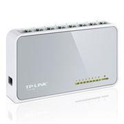 Коммутатор TP-Link TL-SF1008D, 8 портов 10/100 Мбит/с