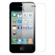 Защитное стекло для экрана iPhone 4/4S, Oxion OGIP001