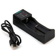 Зарядное устройство VIDEX VCH-U100, 1х АА/ААА/SC/C/18650/14500/16340
