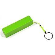 Зарядное устройство KS-is KS-200, зелёное, с аккумулятором 2200 мА/ч, 0.8A USB