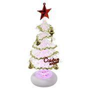 Новогодняя ёлочка ORIENT 303N, музыка детства, подсветка, питание от USB или 3xLR44