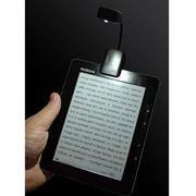 Подсветка для электронных книг на зажиме ORIENT LB-010 черная