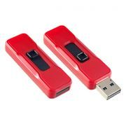 4Gb Perfeo S04 Red USB 2.0 (PF-S04R004)