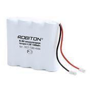 Аккумулятор для радиотелефона ROBITON DECT-T393-4XAA 4.8V 1500mAh Ni-Mh (13783)