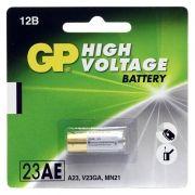 Батарейка A23 12V GP 23A/MN21 1 шт, блистер