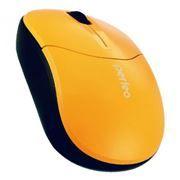 Мышь беспроводная Perfeo Bolid, жёлтая, USB (PF-533-WOP-Y)