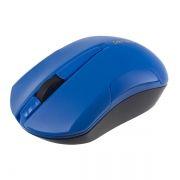 Мышь беспроводная Perfeo Sonata, чёрно-синяя, USB (PF-153-WOP-B/BL) (PF_A4127)