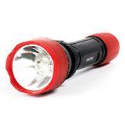 Фонарь SmartBuy, пластиковый, 1 LED, 2xAA (SBF-HL019-R)