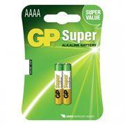 Батарейка AAAA GP LR61 LR8D425, 2шт, блистер (25A-2CR2)