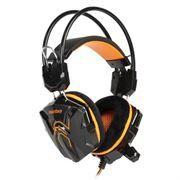 Гарнитура SmartBuy RUSH COBRA, игровая, черн/оранж (SBHG-1100)