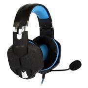 Гарнитура SmartBuy RUSH TAIPAN USB, игровая, вирт.звук 7.1, черн/синяя (SBHG-3000)